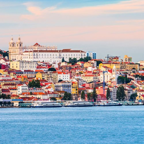 Four Seasons Hotel, Ritz Lisbon