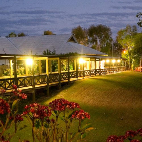 Fitzroy River Lodge, Fitzroy River