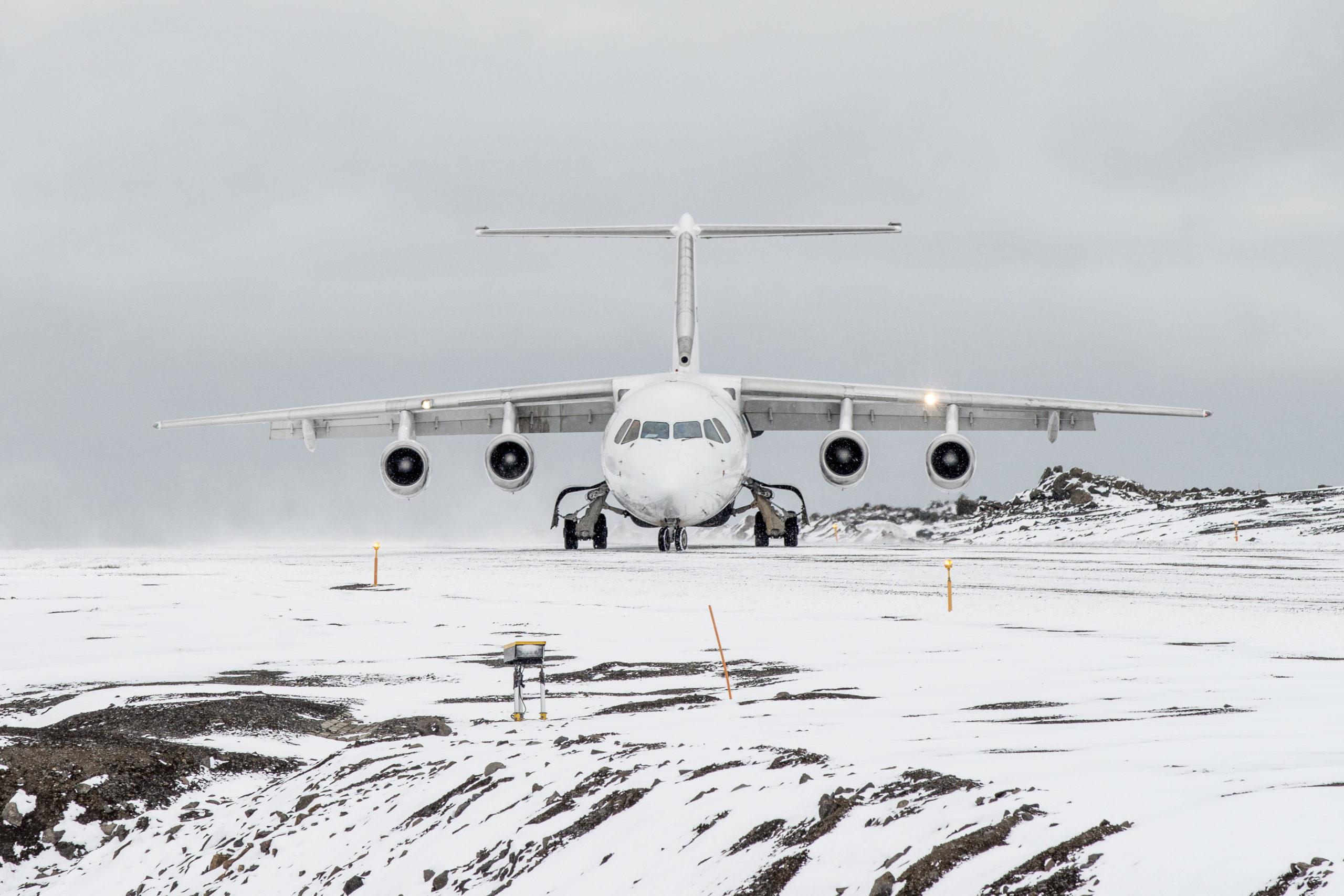 Classic Antarctica Air-Cruise