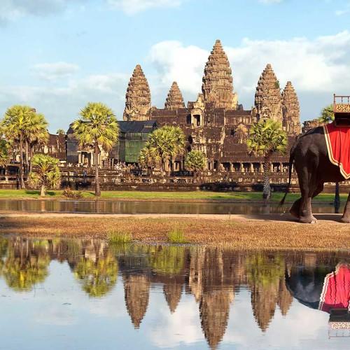 Highlights of Laos and Cambodia