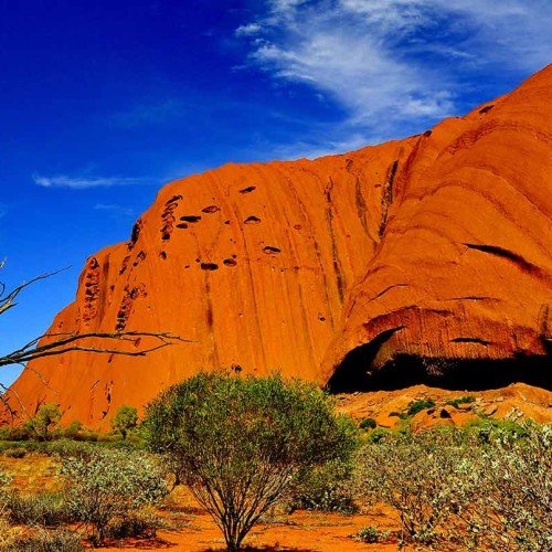 Australia Red Centre in Luxury