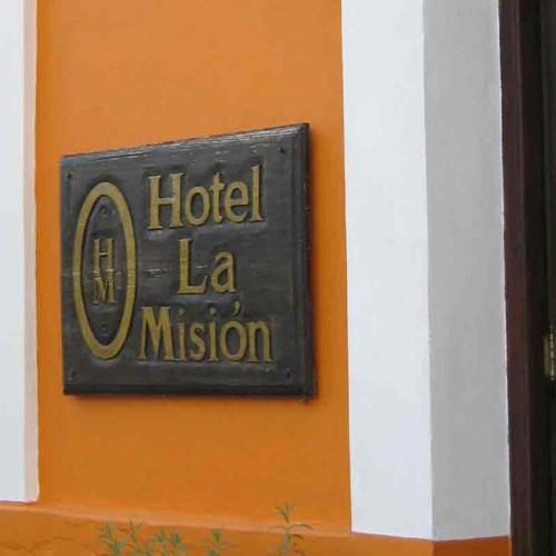 La Misión, Colonia