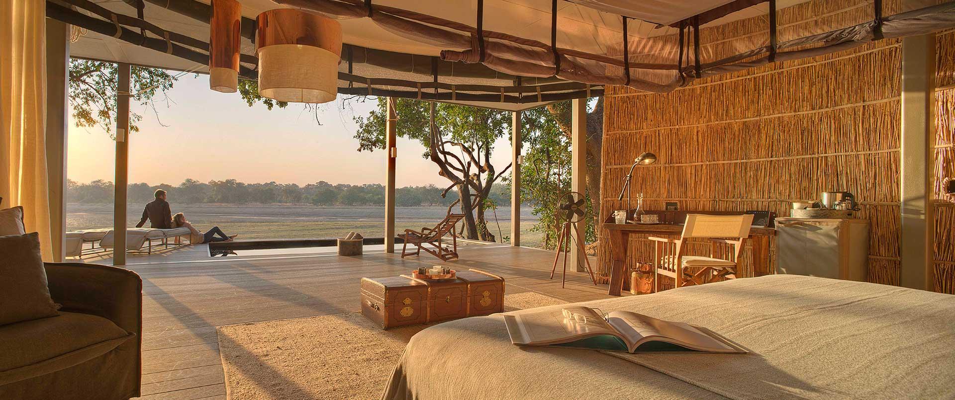 Zambia in Luxury