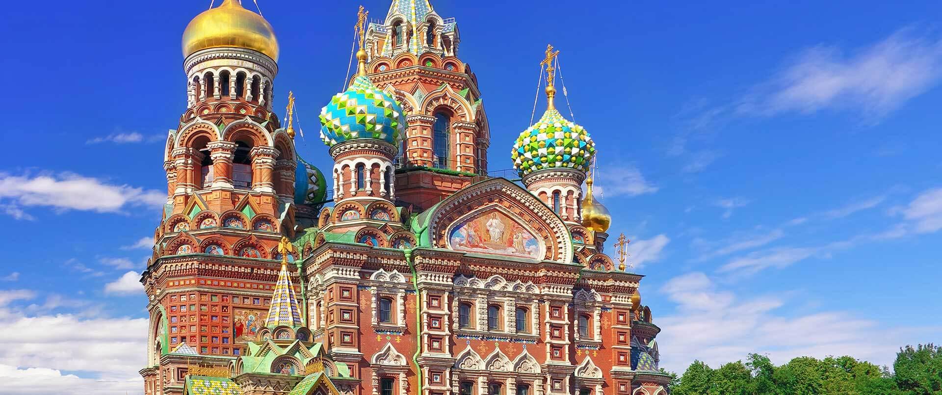 A Long Weekend in St Petersburg