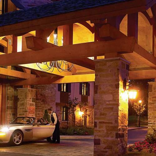 Quintessence Hotel, Mont Tremblant