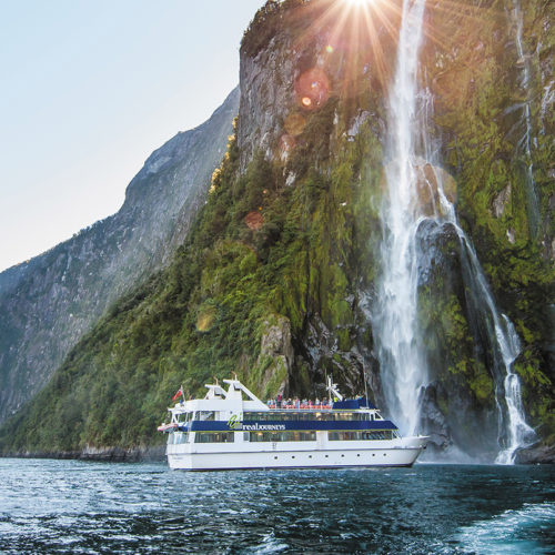 19 Day Rail, Cruise and Coach Holiday