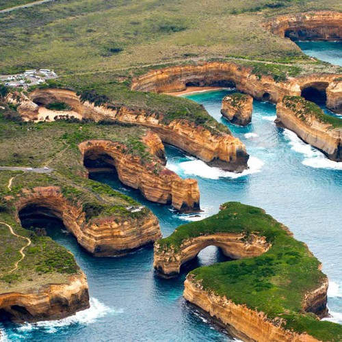 8 Day The Great Ocean Road Self Drive