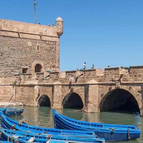 L'Heure Bleue, Essaouira