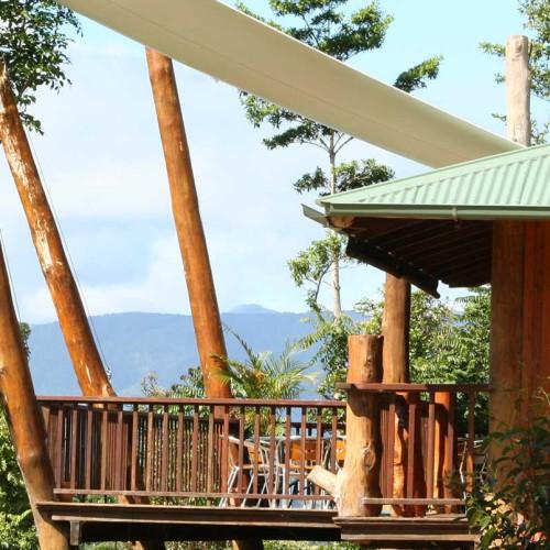 Rose Gums Wilderness Retreat, Cairns
