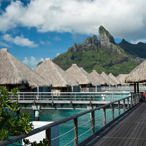 St Regis Bora Bora Resort, Bora Bora
