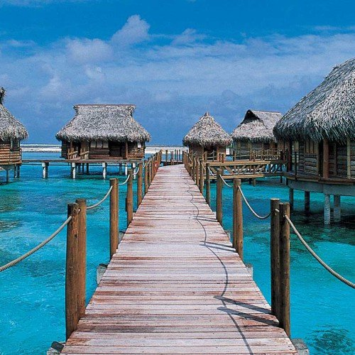 Tikehau Pearl Beach Resort, Tikehau Atoll