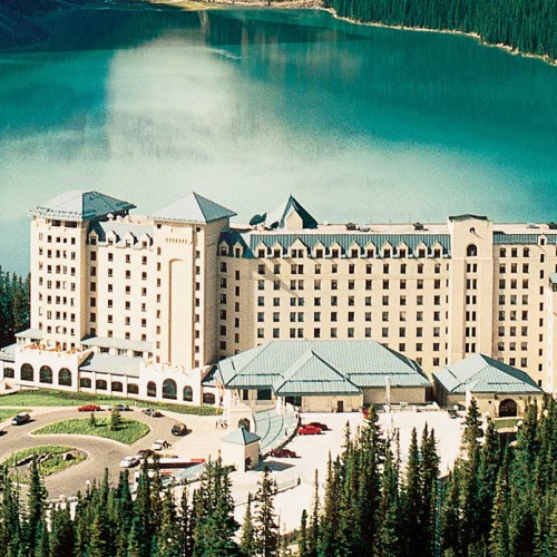 Fairmont Chateau Lake Louise, Lake Louise