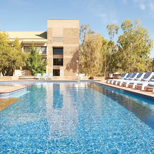 Double Tree by Hilton Hotel, Northern Territory