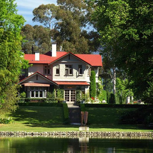 Lake Timara Lodge, Marlborough