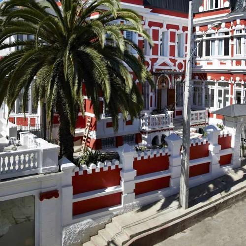 Palacio Astoreca, Valparaiso