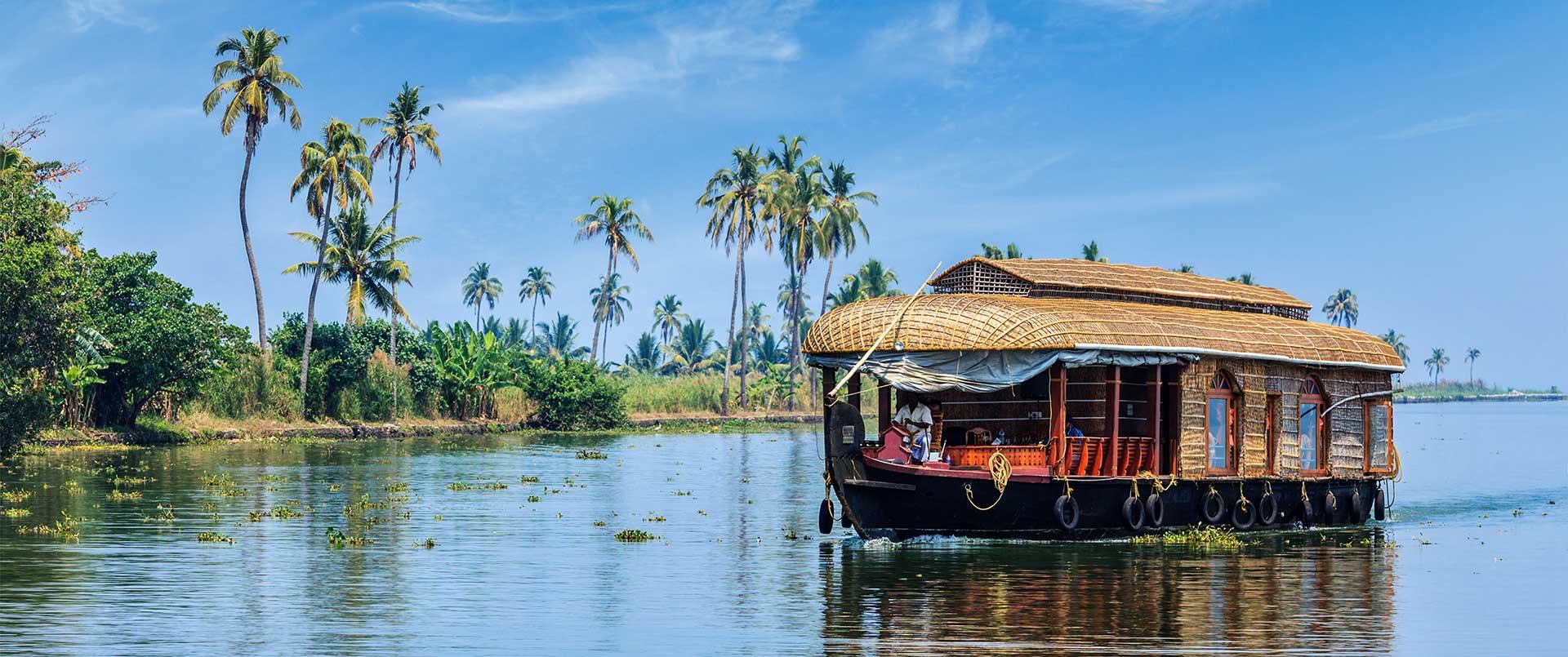 Simply Kerala Backwaters