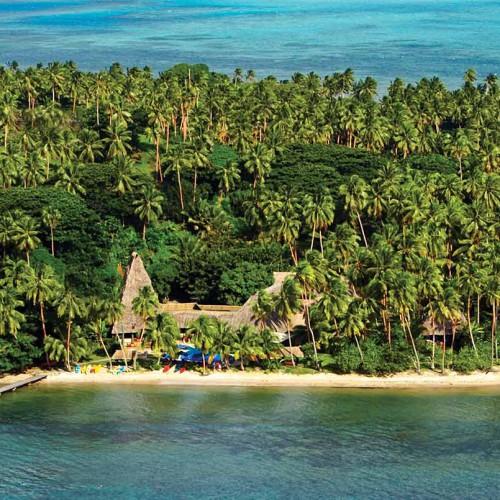 Jean Michel Cousteau Resort, Vanua Levu Island