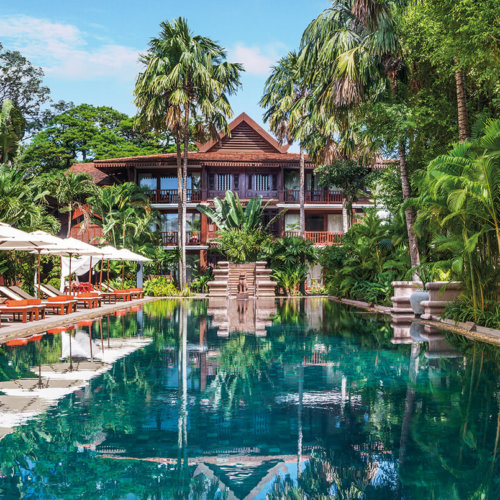 La Résidence d''Angkor