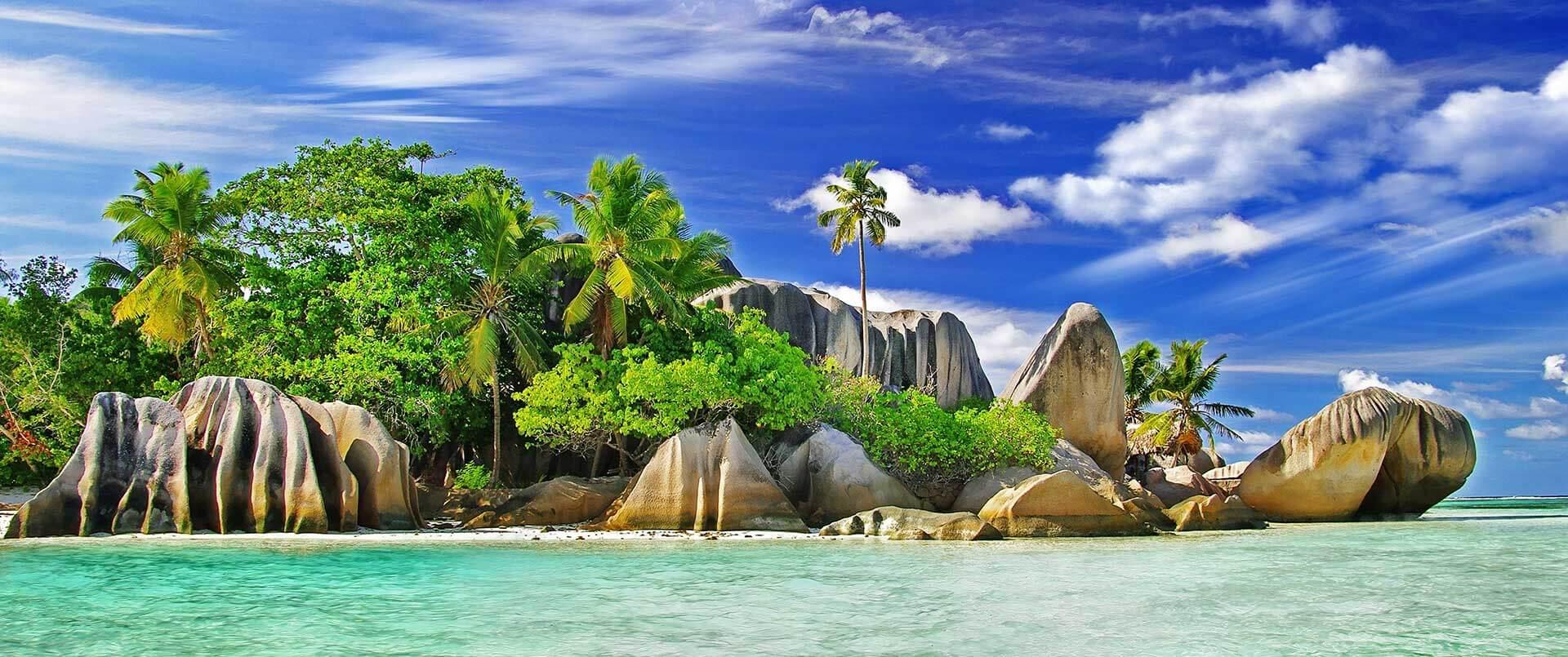 Kenya and the Seychelles