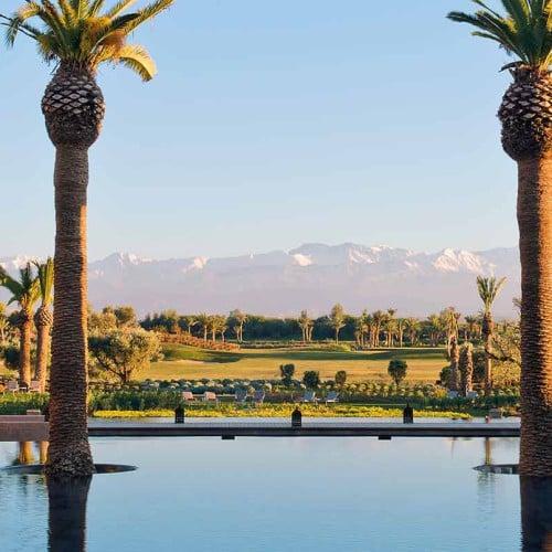 Royal Palm Hotel, Marrakech