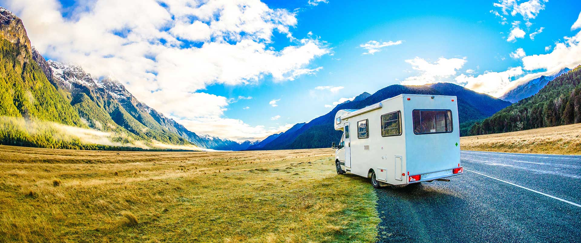 Motorhomes In New Zealand