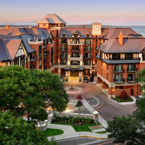 Oak Bay Beach Hotel, Victoria