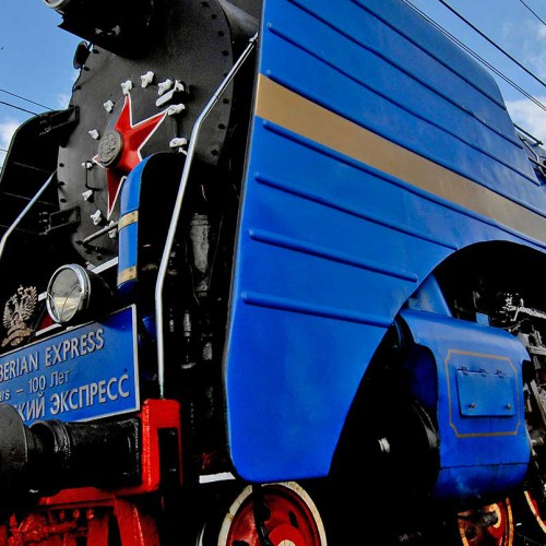 Trans-Siberian Rail Journey, Russia