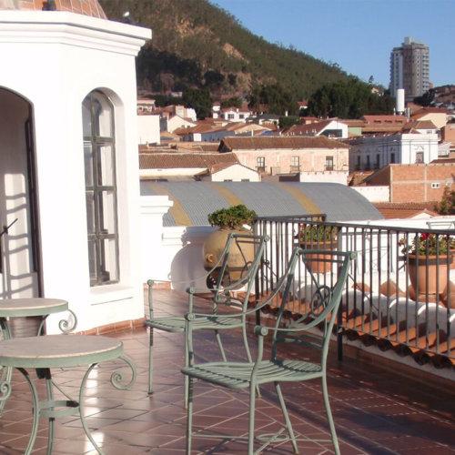 Parador Santa Maria La Real, Sucre