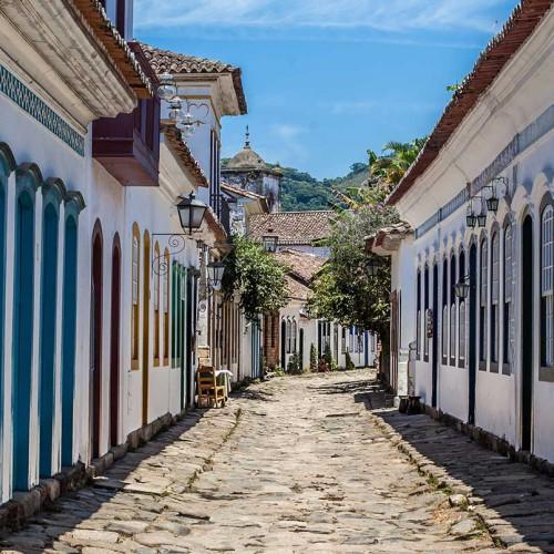 Historical Brazil