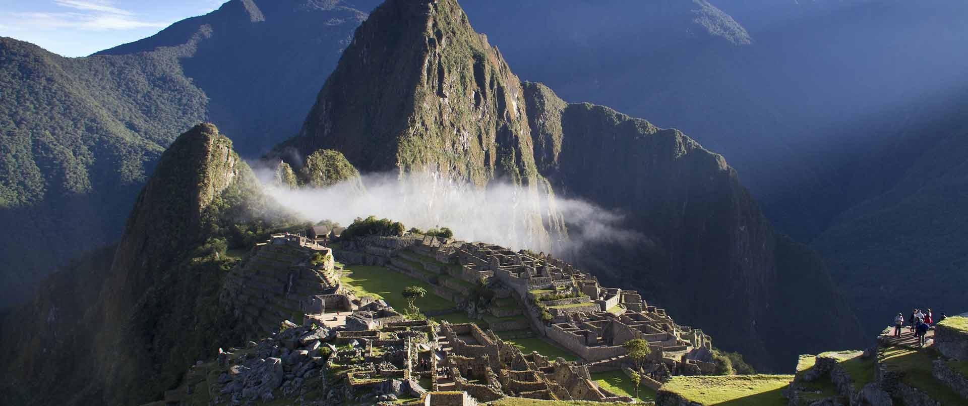 Charity: Machu Picchu Trek Open Challenge
