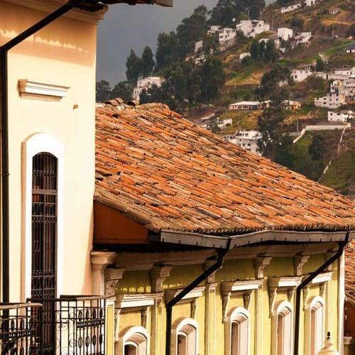La Casona de la Ronda, Quito