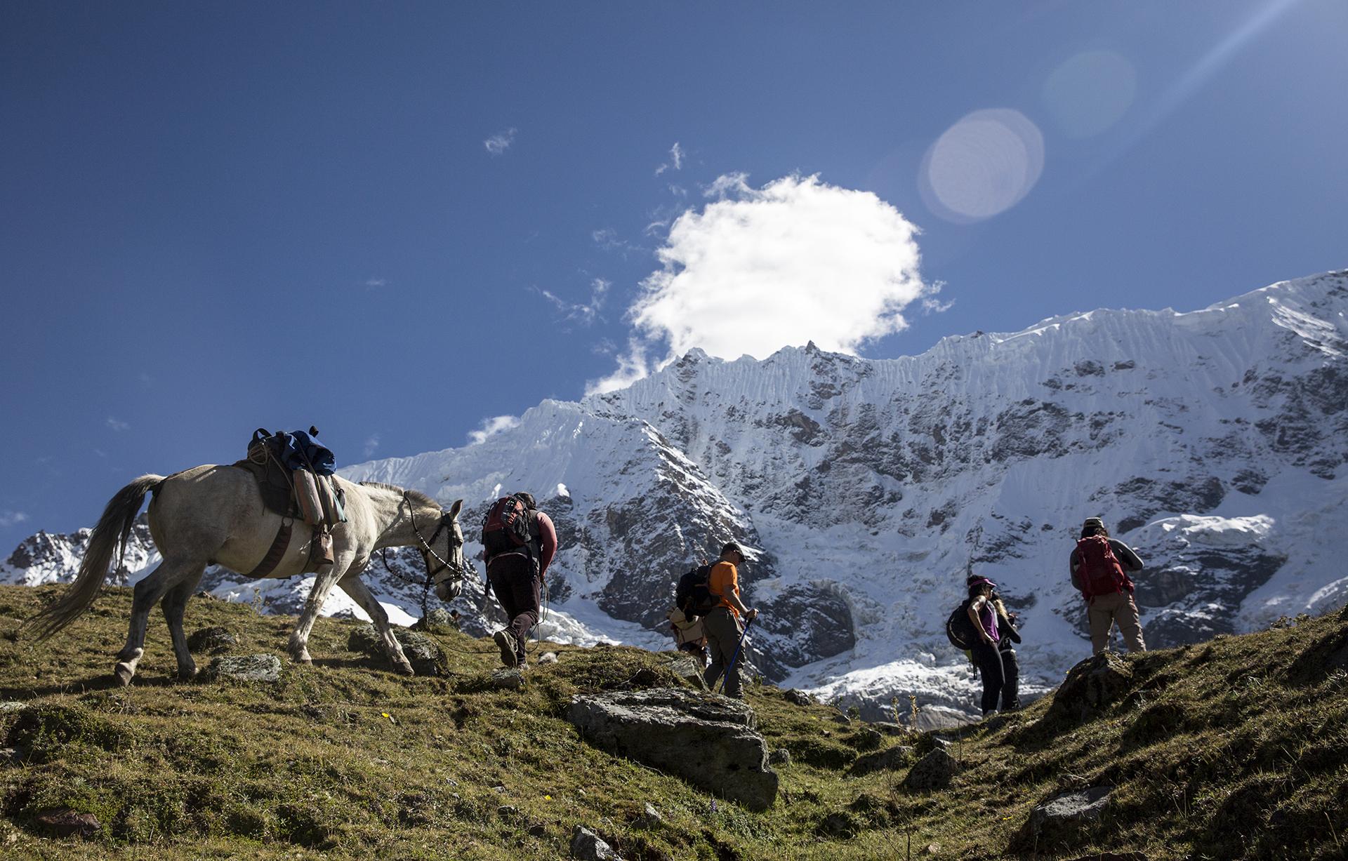 Mountain Lodges of Peru – Salkantay Trek