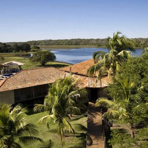 Refúgio Ecológico Caiman, Pantanal