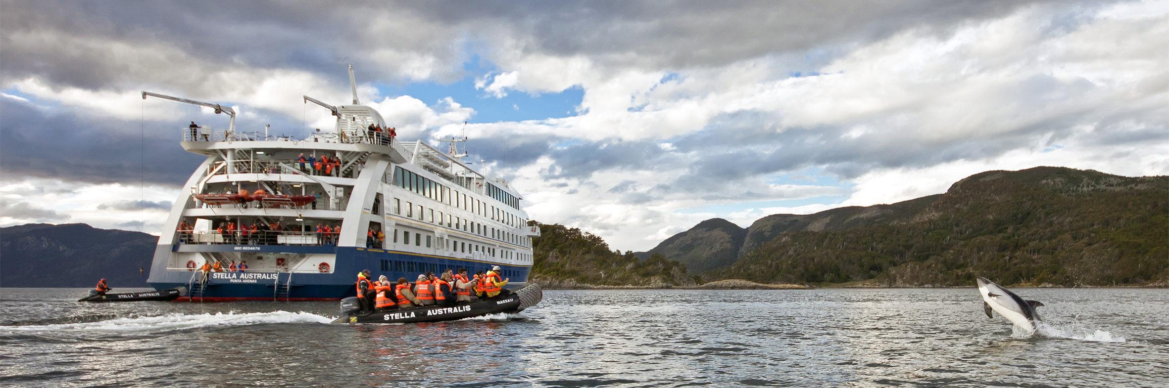 Patagonia with Cruceros Australis
