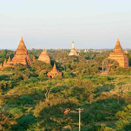 The Hotel at Tharabar Gate, Bagan