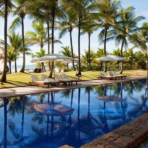 Txai Resort, Itacaré