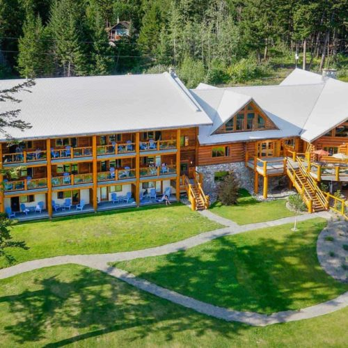 Tyax Wilderness Resort & Spa, Southern Chilcotin Mountains