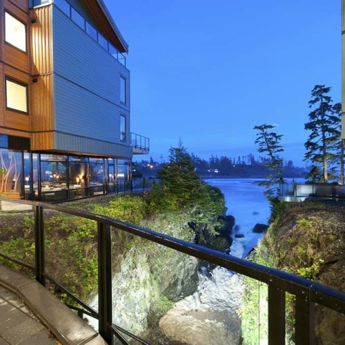 Black Rock Oceanfront Resort, Ucluelet
