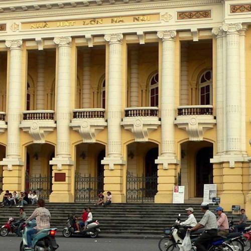 Hotel de l'Opera, Hanoi