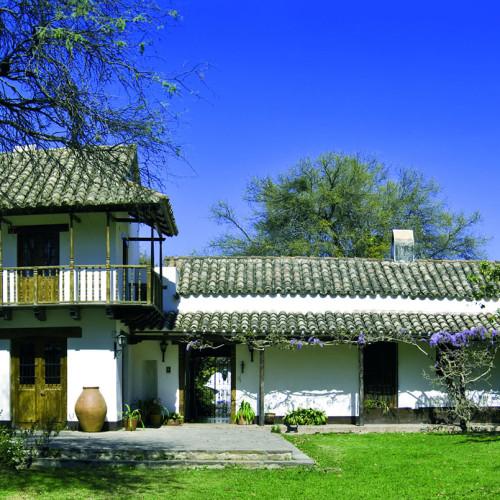 El Bordo de las Lanzas Ranch, Argentina