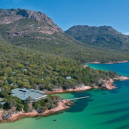 Freycinet Lodge, Freycinet