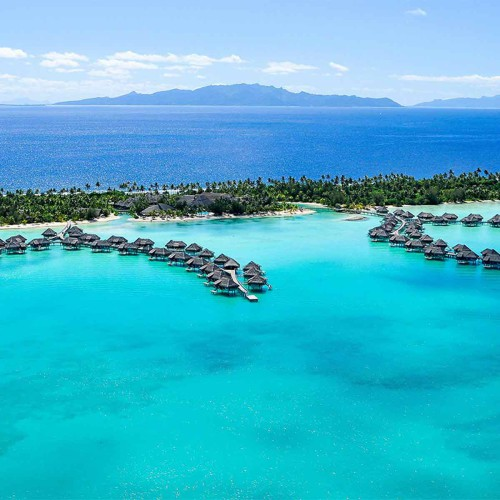 InterContinental Resort & Thalasso Spa, Bora Bora