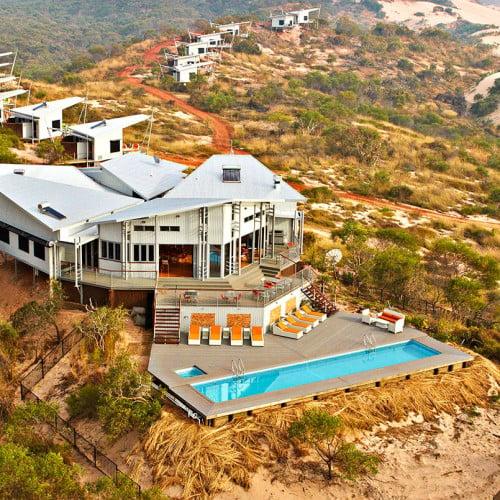 The Berkeley River Lodge, Kimberley Coast