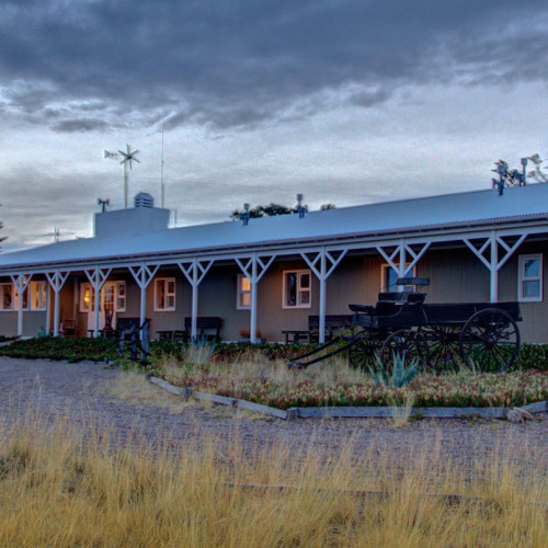 Estancia Rincon Chico Lodge, Patagonia