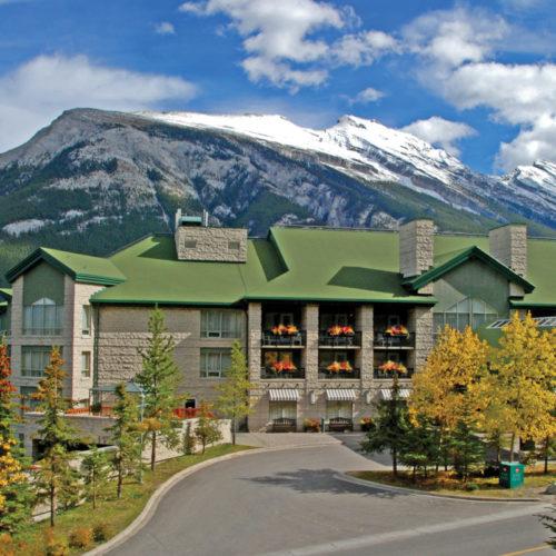 Rimrock Resort, Banff