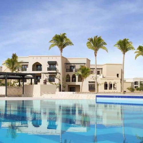 Salalah Rotana Resort, Salalah Beach