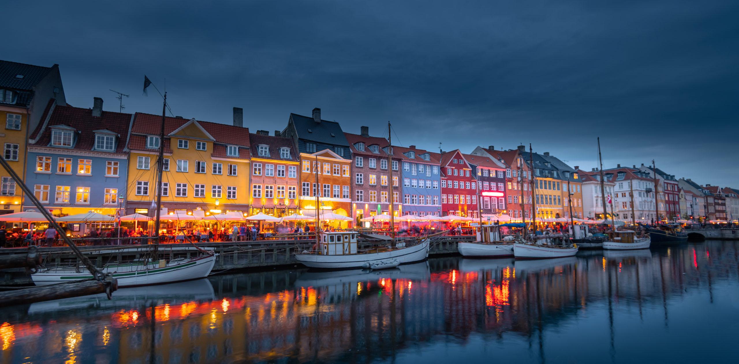 Christmas markets in Copenhagen