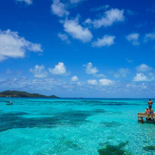 Deep Blue, Providencia Island
