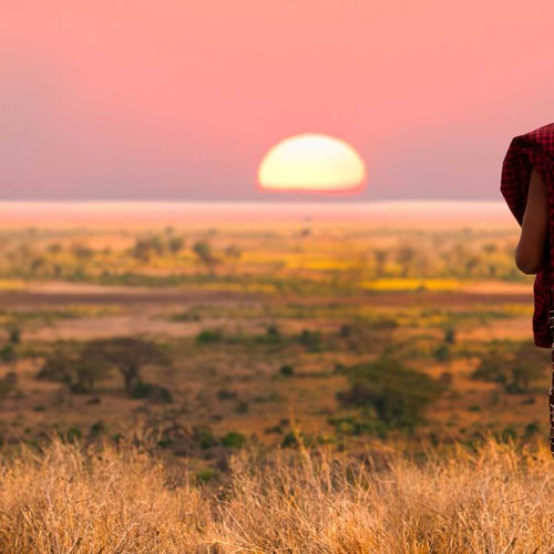 The Serengeti: Nduara Loliondo Camp & Lamai