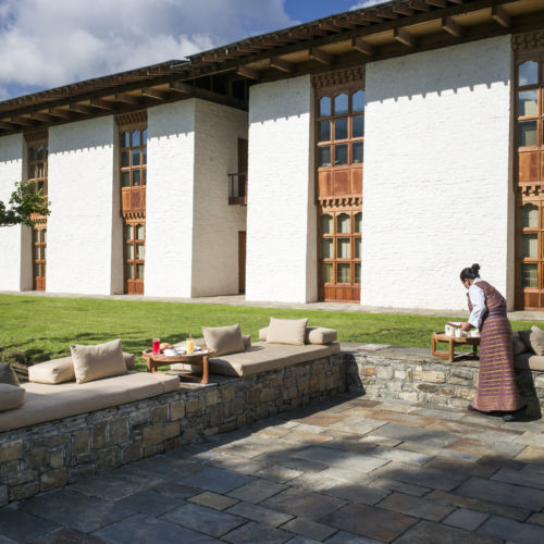 Amankora Bumthang Lodge